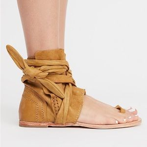 NEW Free People Delaney Boot Sandals